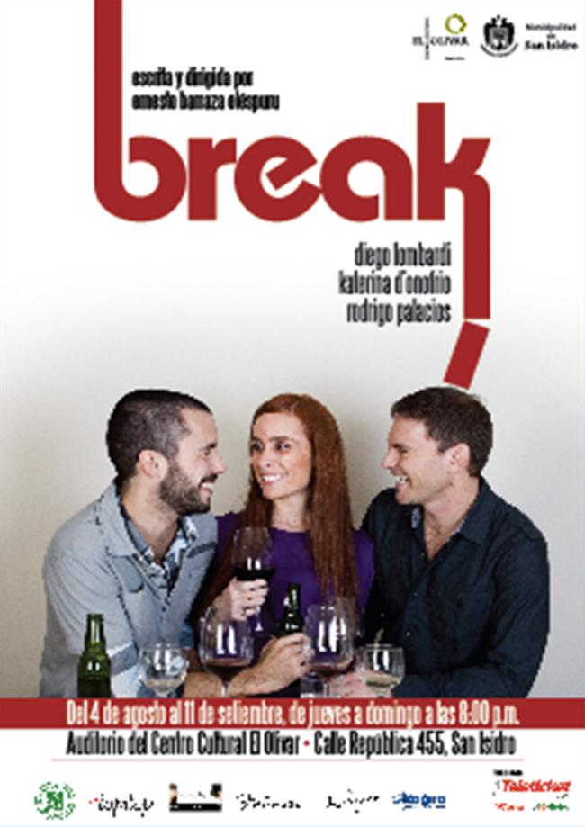 obra break 2